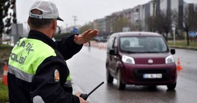 Uyarı üstüne uyarı gelmişti... O araçlara ceza yağdı!