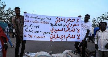 'Mısır, BAE ve Suudi Arabistan'ın yardımını istemiyoruz'