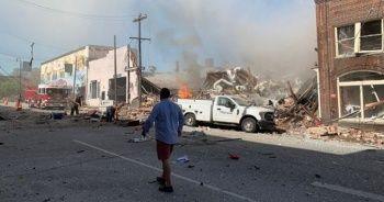 ABD'de kafede patlama: Ölü ve yaralılar var