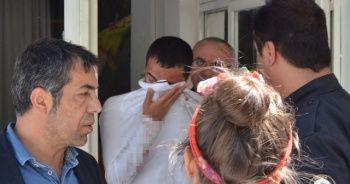 Adana Adliyesi'nde duruşma çıkışı sopalı kavga: 2 yaralı