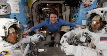 Amerikalı kadın astronot Christina Koch rekor kıracak