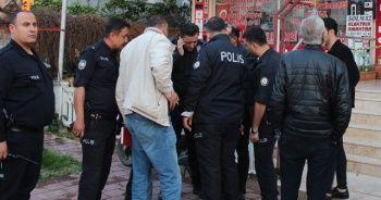 Antalya'da iş yerinde silahlı saldırı