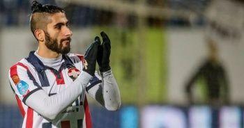 Aras Özbiliz'in sözleşmesi feshedildi