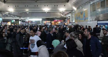 Atatürk Havalimanı'ndan taşınma 5 Nisan saat 22.00'da başlıyor