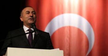 Bakan Çavuşoğlu Basra'dan mesajı verdi: 'Su konusunda birlikte çalışacağız'