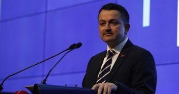 Bakan Pakdemirli: Fındığın Türkiye'ye katkısı minimum 3 milyar dolar olacak