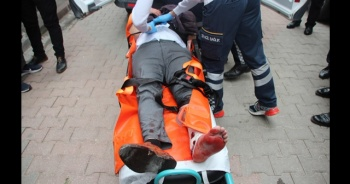 Bilecik'te 3 kişiyi yaralayan şahıs tutuklandı