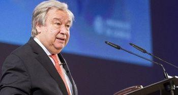 BM Genel Sekreteri Guterres: Kıbrıs'ta müzakerelerin yeniden başlamasını umuyorum