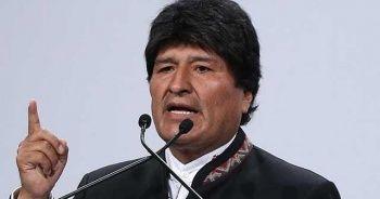 Bolivya lideri Morales'ten Assange'ın tutuklanmasına tepkisi