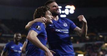 Chelsea son nefeste güldü