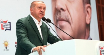 Cumhurbaşkanı Erdoğan: Ekonomik teröre teslim olmayacağız
