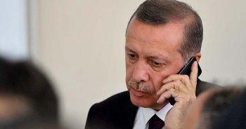 Cumhurbaşkanı Erdoğan, Rıza Kayaalp'i tebrik etti