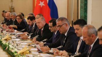 Cumhurbaşkanı Erdoğan'dan Rusya'da önemli talimat