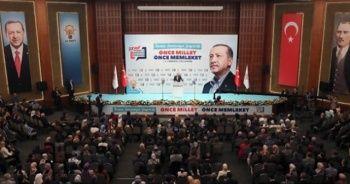 Cumhurbaşkanı Erdoğan Kızılcahamam'a gitti