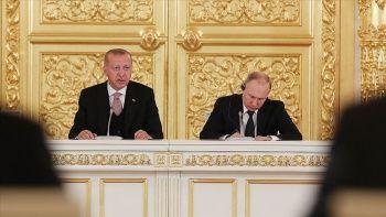 Cumhurbaşkanı Erdoğan: Terör odaklarını Suriye'den söküp atmakta kararlıyız