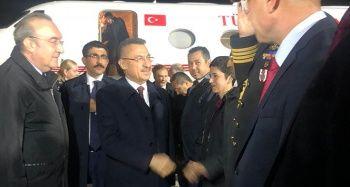 Cumhurbaşkanı Yardımcısı Oktay Bosna Hersek'te