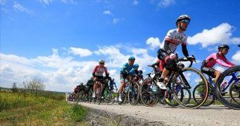 Cumhurbaşkanlığı Bisiklet Turunda 5. etap heyecanı