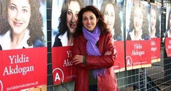 Danimarka'da tek Türkiye kökenli milletvekili Akdoğan yeniden aday