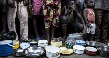 Demokratik Kongo'da yaklaşan açlık krizi ebolayı tetikliyor