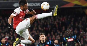 Dev eşleşmede ilk raunt Arsenal'in (ÖZET)