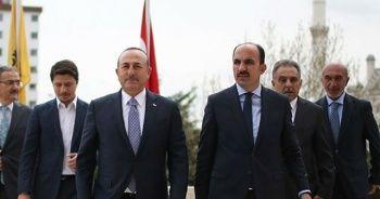 Dışişleri Bakanı Çavuşoğlu: Kendi soyunu unutanlardan tarih dersi alacak değiliz