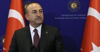 Dışişleri Bakanı Mevlüt Çavuşoğlu'ndan Venezuela açıklaması!