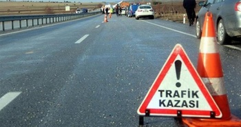 Diyarbakır-Bingöl karayolunda kaza, ölü ve yaralılar var