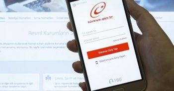 e-Devlet'te yeni hizmet! Vekil, azil ve istifa bilgileri e-Devlet'ten görüntülenecek