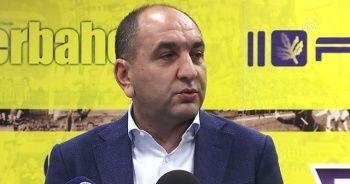 """Fenerbahçe Başkanvekli Özsoy: """"Bizi burada yenemiyorlar, yenemeyecekler de"""""""