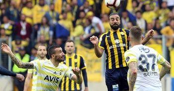 Fenerbahçe başkentte berabere kaldı