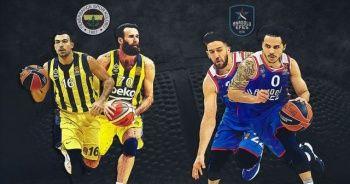Fenerbahçe Beko ve Anadolu Efes'in çeyrek final maç programı belli oldu