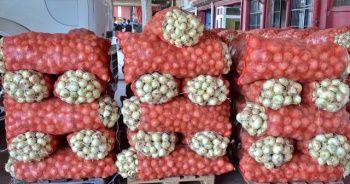 Fiyatı cep yakıyordu...Tarlada soğanın fiyatı 75 kuruşa kadar düştü!