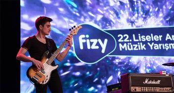 fizy 22. Liseler Arası Müzik Yarışması'nda eleme heyecanı sürüyor