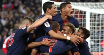 Fransa'da şampiyon belli oldu