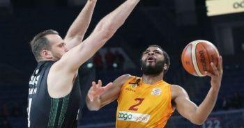 Galatasaray Doğa Sigorta: 64 - Darüşşafaka Tekfen: 80