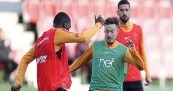 Galatasaray, Evkur Yeni Malatyaspor maçına hazır