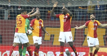 Galatasaray Yeni Malatyaspor'u 3-0 yendi