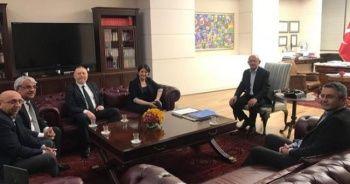 HDP'den Kemal Kılıçdaroğlu'na ziyaret