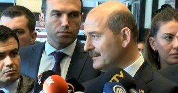 İçişleri Bakanı Süleyman Soylu: İstanbul'da seçimler tekrarlanmalı
