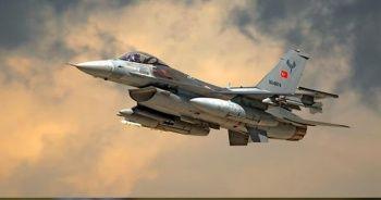 Irak'ın kuzeyinde 14 PKK'lı terörist etkisiz hale getirildi