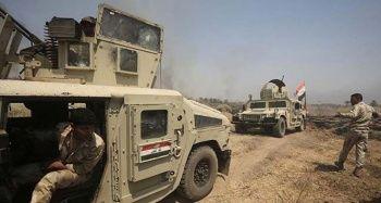 Irak'ta Deaş saldırısı: 1 asker ve çocuk hayatını kaybetti