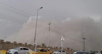 Irak'taki kum fırtınasının bilançosu arttı