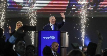 İsrail'de seçimi az farkla Netanyahu kazandı