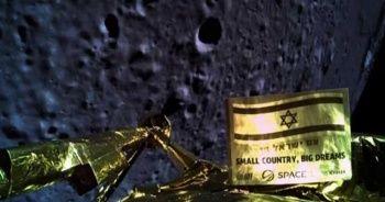 İsrail'in Ay'a yolculuğu başarısızlıkla noktaladı