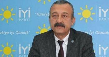 İYİ Parti Eskişehir İl Başkanı istifa etti