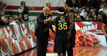 İzmir'de kazanan Fenerbahçe oldu