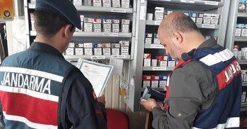 Jandarma'dan 'Türkiye Duman' uygulaması: 15 bin iş yeri denetlendi