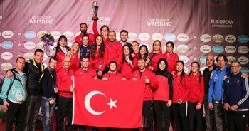 Kadın Milli Takımı, şampiyonayı üçüncü bitirdi
