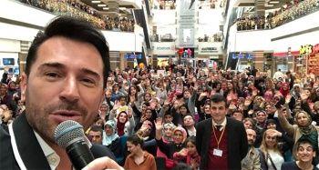 Kayserili vatandaşlar 'Bahar Şenliği'nde müzik ziyafeti yaşadı