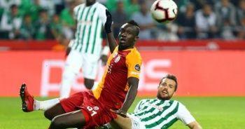 Konyaspor ile Galatasaray 0-0 berabere kaldı